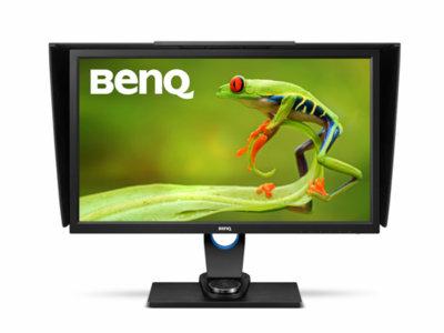 Analizamos las características del monitor SW2700PT de Benq diseñado para fotógrafos