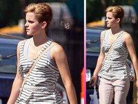 Pedazo de corte de pelo se ha marcado Emma Watson