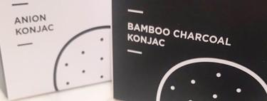 Sigo sumando productos coreanos a mi rutina diaria con las esponjas Konjac 100% naturales de Miin-Cosmetics