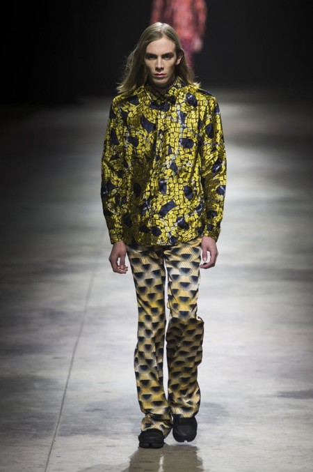 Kenzo Mens Autumn Fall Winter 2016