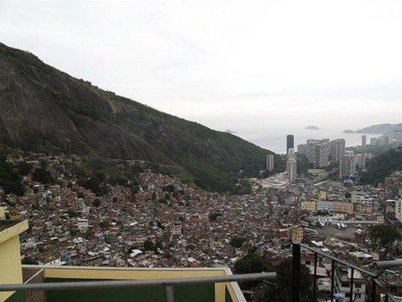 Las favelas de Río de Janeiro no existen en Google Street View