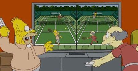 Los Simpson y la Wii... perdón, la Zii de Funtendo