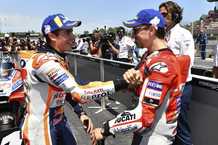 Llega 2019, llega el mayor duelo fratricida de MotoGP: Marc Márquez vs Jorge Lorenzo