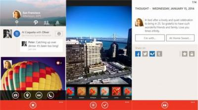 Path lanza beta pública de su aplicación para Windows Phone