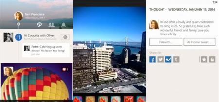 Path lanza beta pública de su aplicación para Windows Phone