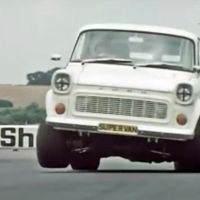 Ford Supervan, así nació el mito de la furgoneta blanca en 1971