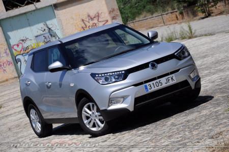 SsangYong Tivoli, el pequeño SUV a prueba