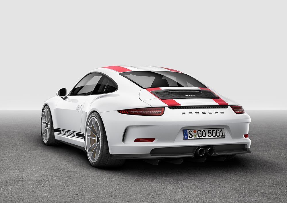 Foto de Porsche 911 R (3/6)