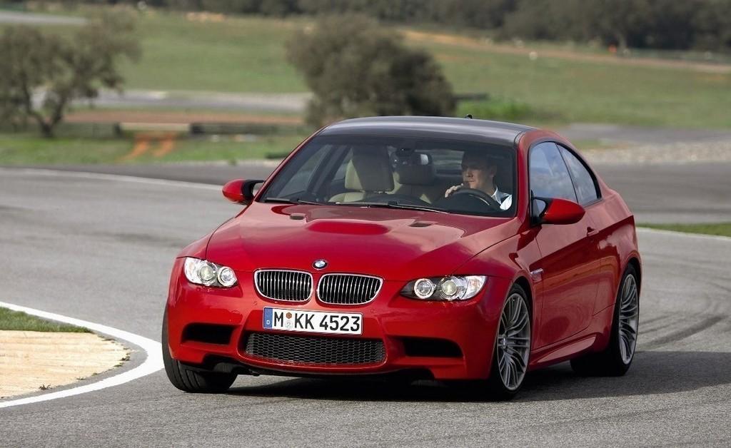 Foto de BMW M3 Coupé (3/38)