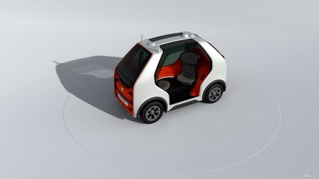 Renault Ez Pod