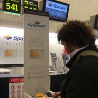 Análisis: Check-in por móvil, de Spanair