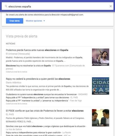 Google Alerts Alertas Busqueda Noticias