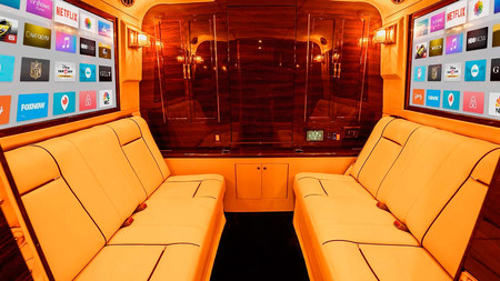 Lexani Motorcars G-77 Sky Master