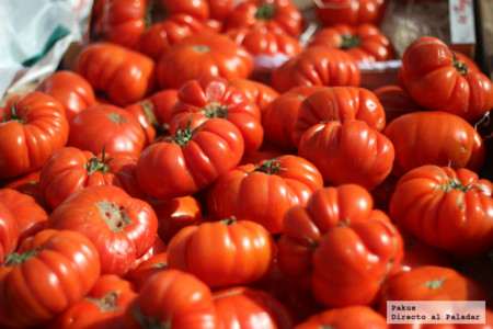 ¿Cómo conseguir tomates que sepan a tomates?