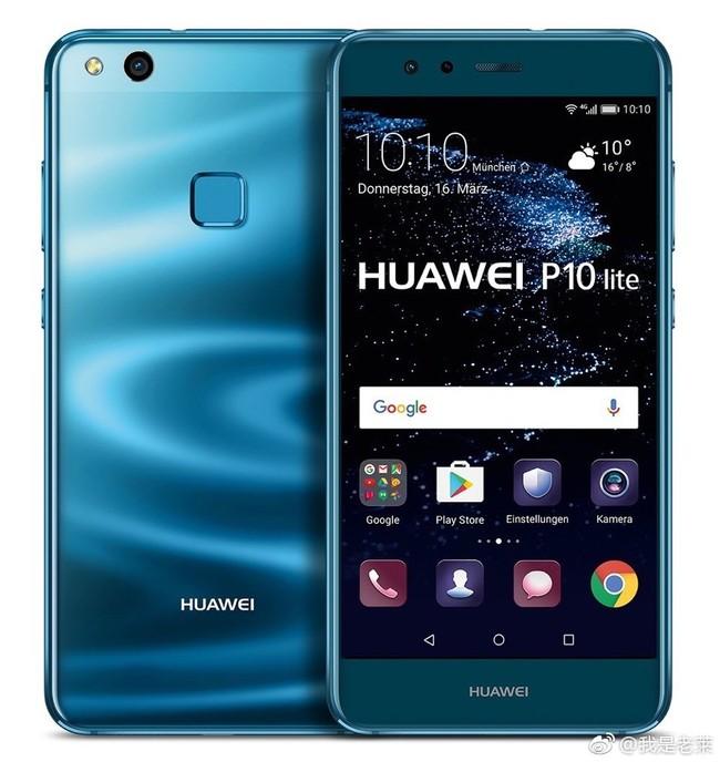 Huawei P10 Lite 3