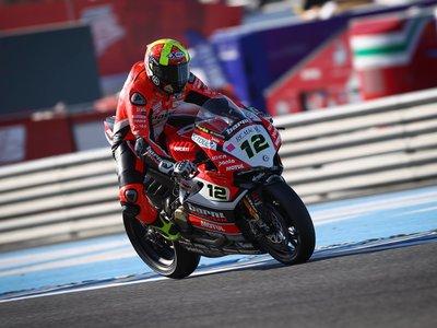 Xavi Forés y el Barni Team seguirán juntos en Superbike en 2017