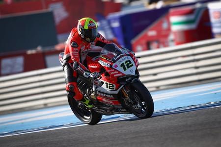 Xavi Fores Jerez Sbk 2016