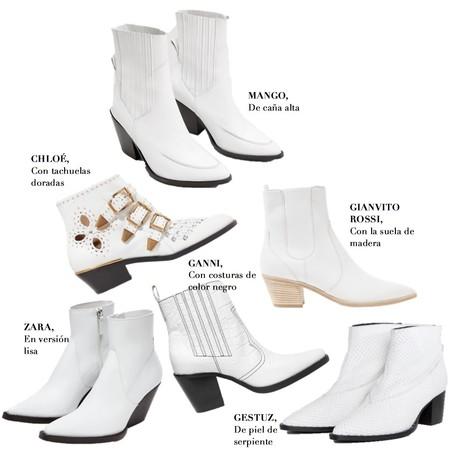Otines Cowboy Blancos