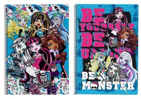 Comienza el curso con las Monster High