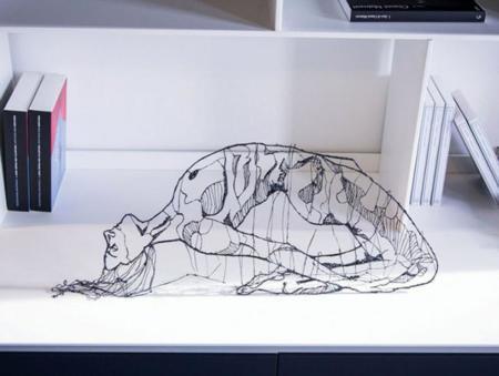 bolígrafo 3D Lix