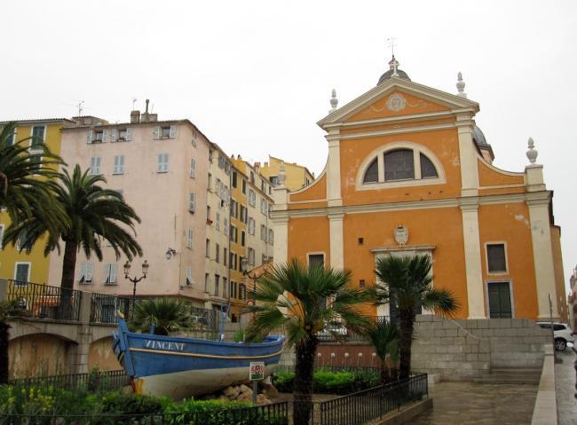 Parte vieja Ajaccio