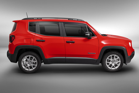 Jeep Renegade 2019 Mexico 6
