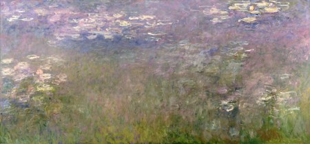 Claude Monet Water Lilies, 1915 1926