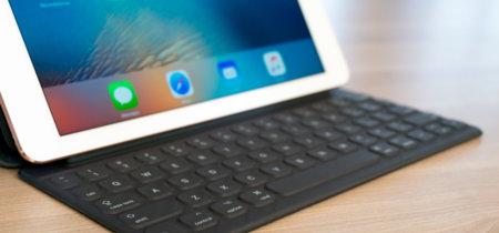 ¿Dónde estaba el iPad Pro en la presentación de iOS 10?