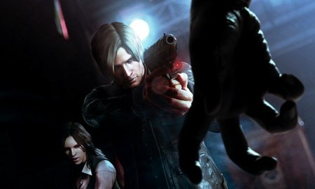 Leon se mancha la cazadora de sangre zombi en dos nuevos vídeos de 'Resident Evil 6'