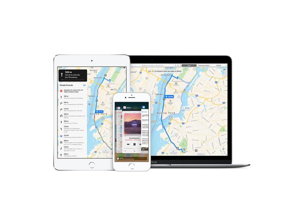 Apple quiere que Maps te ayude a encontrar el mejor espacio de estacionamiento en el futuro