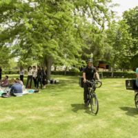 Si eres fan de las bicis y el aire libre no puedes perderte el Bici-Picnic