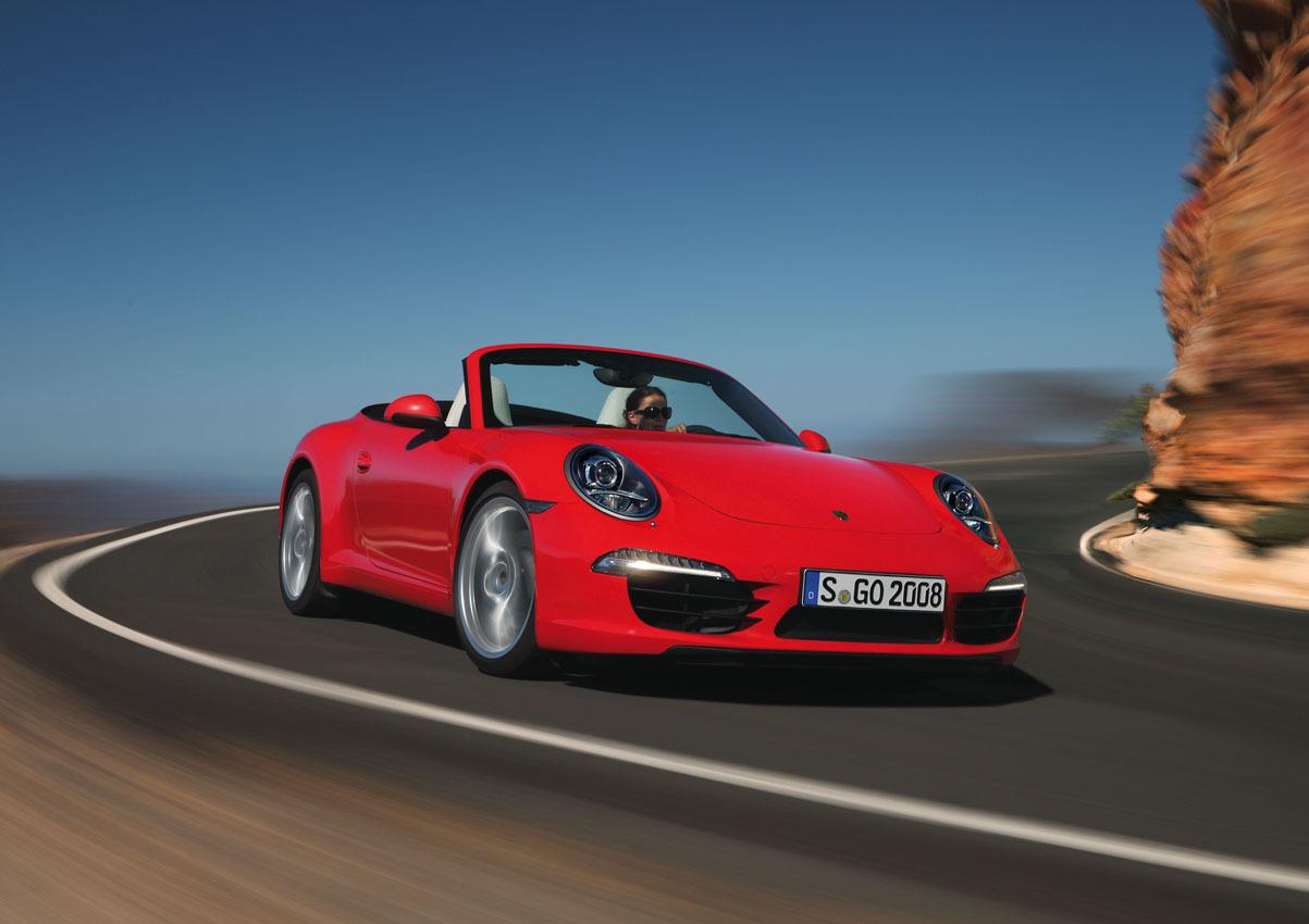 Foto de Porsche 911 Carrera y Carrera S Cabriolet (1/5)