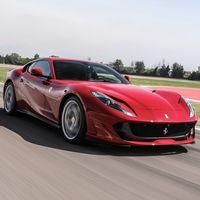 El nuevo Ferrari 812 Aperta llegará en septiembre