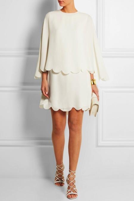 Novia de corto novia atrevida 11 vestidos con los que - Color blanco roto ...