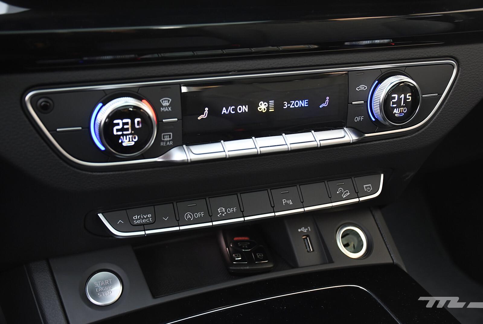 Foto de Audi Q5 2021 (prueba) (16/24)
