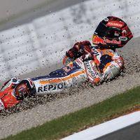 """Honda anuncia que Marc Márquez podría perderse toda la temporada de MotoGP: """"Será baja dos o tres meses"""""""