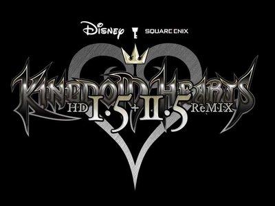 Kingdom Hearts HD 1.5 + 2.5 ReMIX llegarán en un solo paquete al PS4