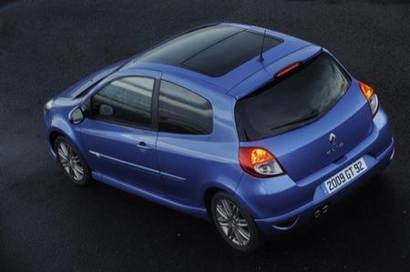 Renault Clio GT y restyle del Clio