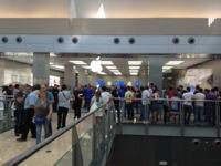 Así ha sido la inauguración de la Apple Store Nueva Condomina en Murcia