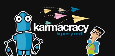 Karmacracy ya tiene aplicación oficial para Android para poder compartir nuestros enlaces rápidamente