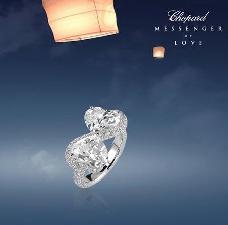 """La sortija """"Tú y Yo"""" de Chopard, todo un mensaje de amor"""