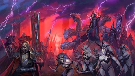 Total War: Warhammer II dedica su nuevo tráiler a los Elfos Oscuros