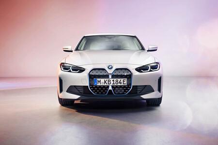 BMW i4 Gran Coupé 2021