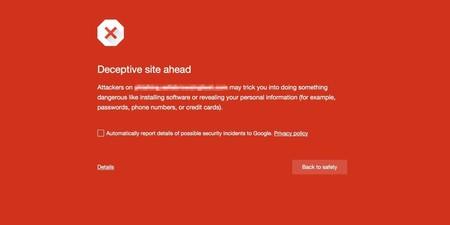 """Google etiqueta como reincidentes a las webs que vuelven a ser inseguras """"en breve"""""""