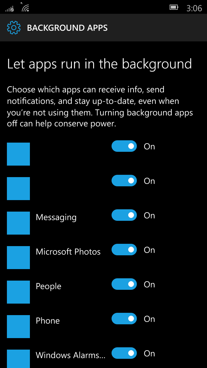 Foto de Windows 10 Mobile build 10136 (73/92)