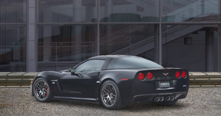 2008 Chevrolet Jay Lenos Corvette C6RS E85 photo - 9