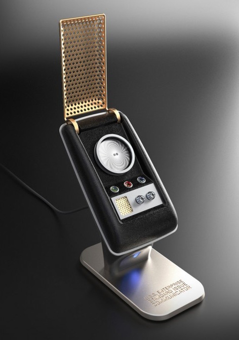 Star Trek The Original Series Communicator Bluetooth® Handset 670