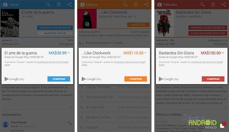 Compras con el saldo de Google Play