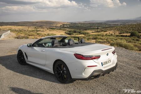 BMW M850i Cabrio Prueba