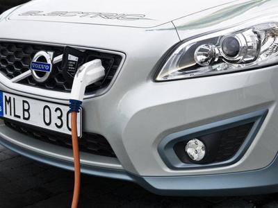 Comienza a producirse el Volvo C30 eléctrico